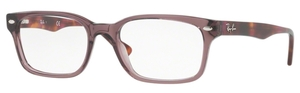 Ray Ban Glasses RX 5286 Shiny Opal Brown