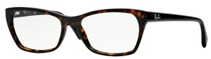 Ray Ban Glasses RX5298 Dark Havana