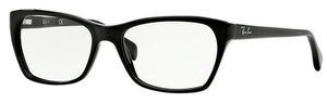 Ray Ban Glasses RX5298 Shiny Black