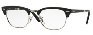 Ray Ban Glasses RX5334 Matte Black/Silver