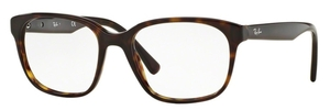 Ray Ban Glasses RX5340 Shiny Havana