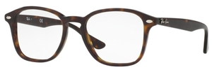 Ray Ban Glasses RX5352 Havana