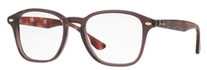 Ray Ban Glasses RX5352 Opal Brown