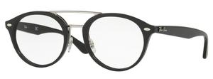 Ray Ban Glasses RX5354F Shiny Black