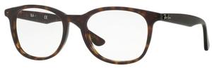 Ray Ban Glasses RX5356 Shiny Dark Havana