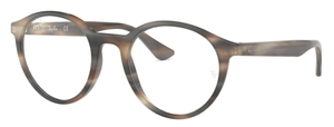 Ray Ban Glasses RX5361 Horn Beige Brown