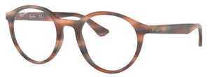 Ray Ban Glasses RX5361 Horn Pink Brown