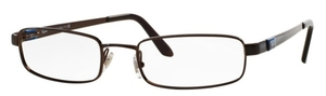 Ray Ban Glasses RX6076 Brown