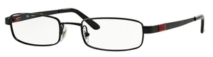 Ray Ban Glasses RX6076 Shiny Black