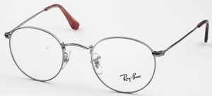 Ray Ban Glasses RX6242 Gunmetal