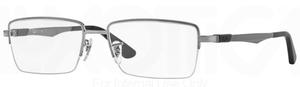 Ray Ban Glasses RX6263 Gunmetal