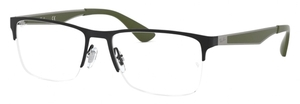Ray Ban Glasses RX6335 Black