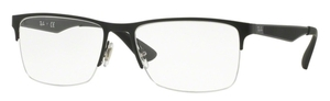 Ray Ban Glasses RX6335 Matte Black