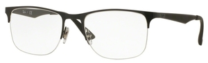 Ray Ban Glasses RX6362 Shiny Black