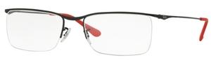 Ray Ban Glasses RX6370 Matte Black