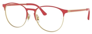 Ray Ban Glasses RX6375F Asian Fit Eyeglasses