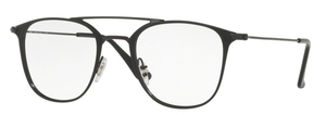 Ray Ban Glasses RX6377F Black / Matte Black