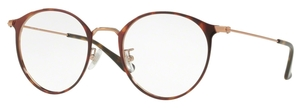 Ray Ban Glasses RX6378F Asian Fit Eyeglasses