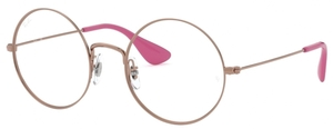 Ray Ban Glasses RX6392 Ja-Jo Copper