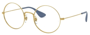 Ray Ban Glasses RX6392 Ja-Jo Gold