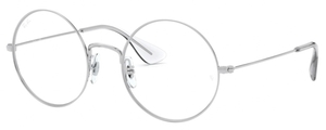 Ray Ban Glasses RX6392 Ja-Jo Silver