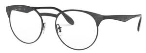 Ray Ban Glasses RX6406 Black/Matte Black
