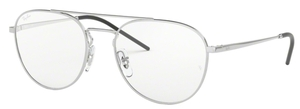 Ray Ban Glasses RX6414 Silver