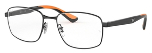 Ray Ban Glasses RX6423 Black
