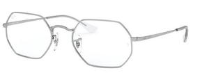 Ray Ban Glasses RX6456 Octagonal Eyeglasses