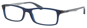 Ray Ban Glasses RX7017 Blue