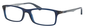 Ray Ban Glasses RX7017 Transparent Blue