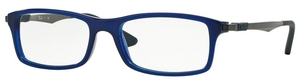 Ray Ban Glasses RX7017 Blue  5393