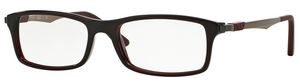 Ray Ban Glasses RX7017 Red