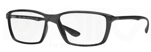 Ray Ban Glasses RX7018 Matte Black 5364