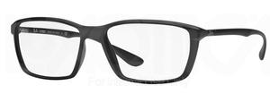 Ray Ban Glasses RX7018 Matte Black 5284