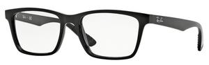 Ray Ban Glasses RX7025 Shiny Black