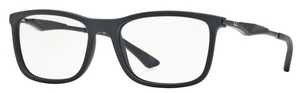 Ray Ban Glasses RX7029 Matte Black