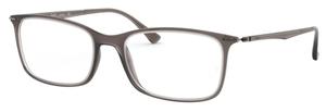 Ray Ban Glasses RX7031 Shiny Grey