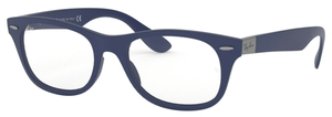 Ray Ban Glasses RX7032 Matte Blue