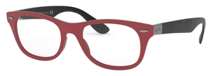 Ray Ban Glasses RX7032 Sand Red