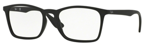 Ray Ban Glasses RX7045 Rubber Black