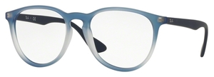 Ray Ban Glasses RX7046 Blue Gradient/Rubber