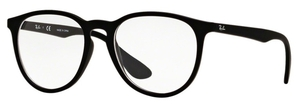 Ray Ban Glasses RX7046 Rubber Black