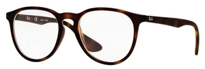 Ray Ban Glasses RX7046 Rubber Havana