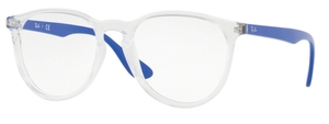 Ray Ban Glasses RX7046 Transparent