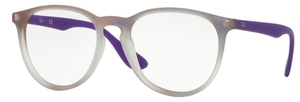 Ray Ban Glasses RX7046 Violet Gradient/Rubber