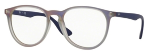 Ray Ban Glasses RX7046 Violet Iridescent