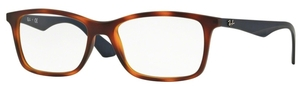 Ray Ban Glasses RX7047 Matte Light Havana