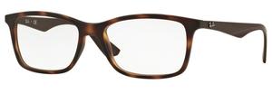 Ray Ban Glasses RX7047 Matte Havana 5573