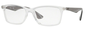 Ray Ban Glasses RX7047 Transparent 5768